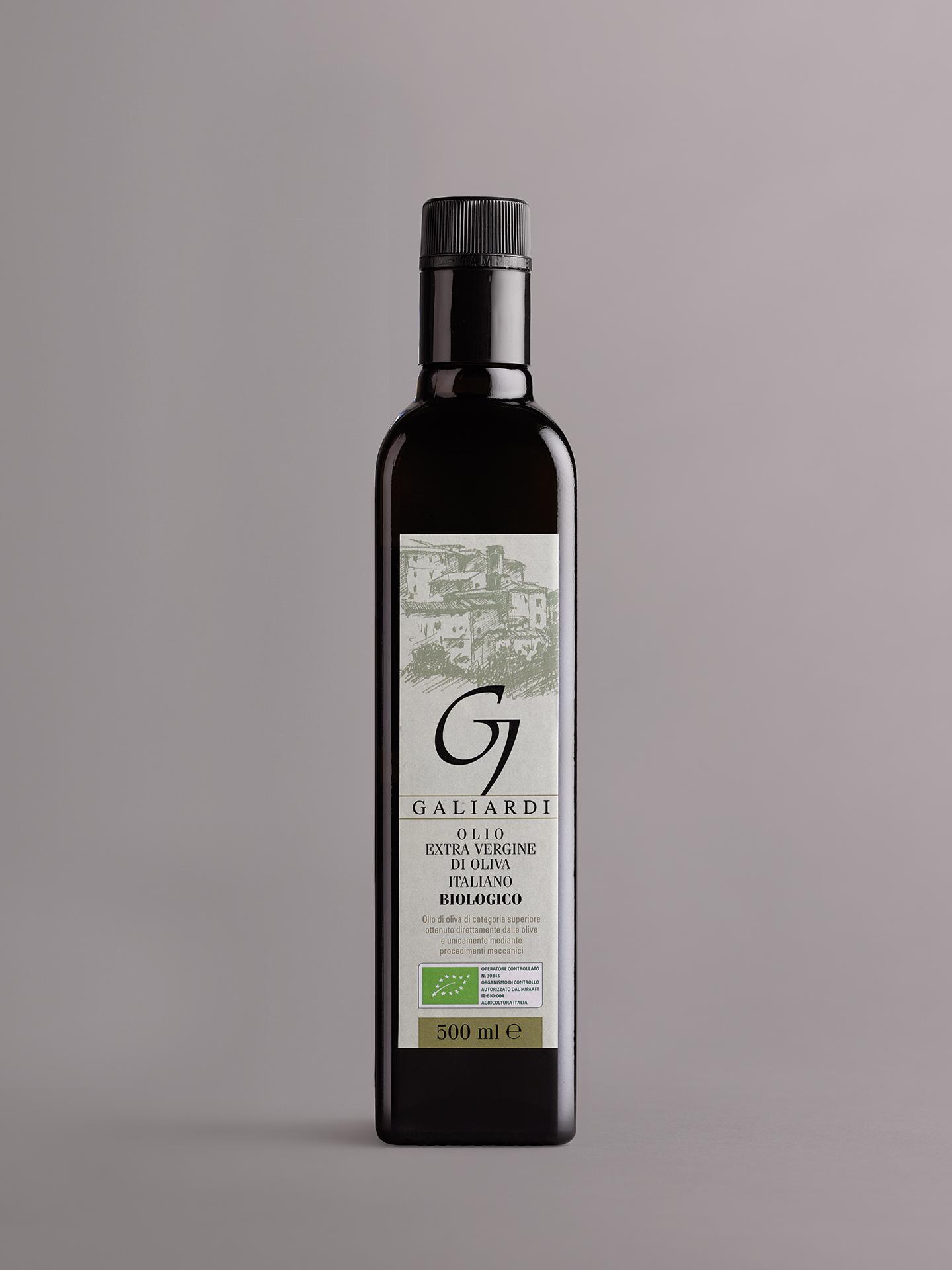 GALIARDI – Azienda Agricola Cartoceto – Olio Galiardi